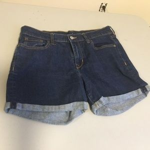 Old Navy Rolled Jean Shorts